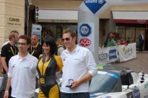 Gewinner e-miglia 2011