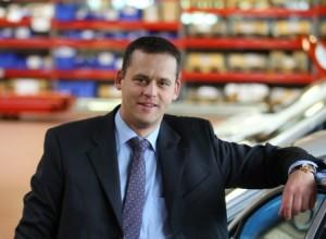 Frank Laaber, Geschäftsführer German E-Cars GmbH