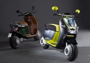 MNI Scooter E Concept