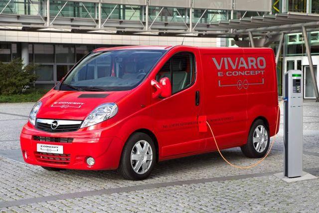 Vivaro e-concept
