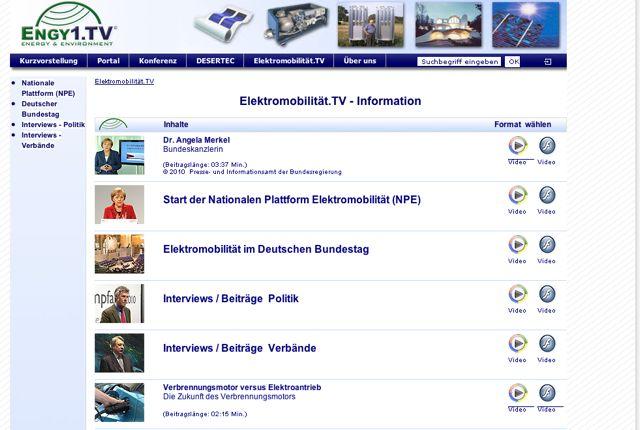 eMobilität TV