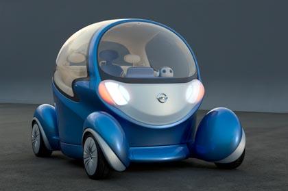 Nissan Studie Pivo 2: Die Antriebstechnik soll bald auf den Markt kommen  Quelle: Nissan